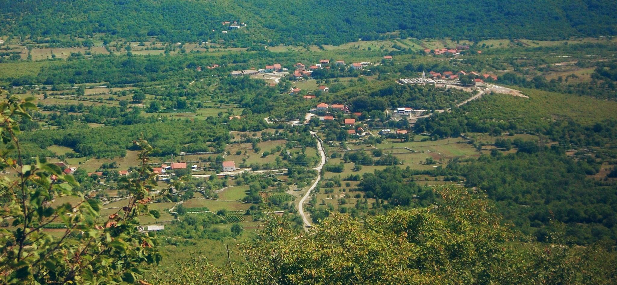 Biorine, pogled s Gradine. Foto: Dalibor Jurišić