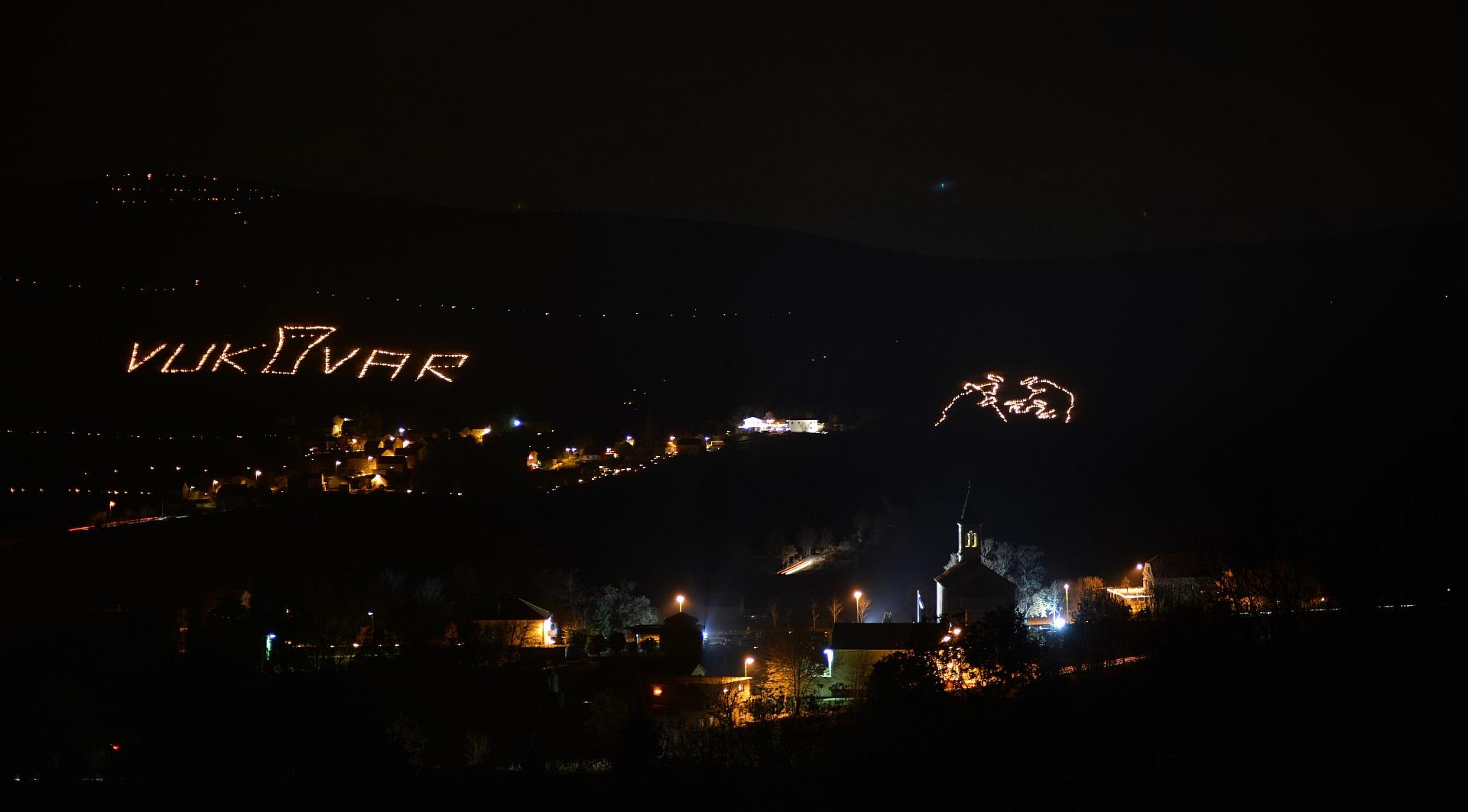 Čestit Božić i sretna Nova 2015. - Cista Velika
