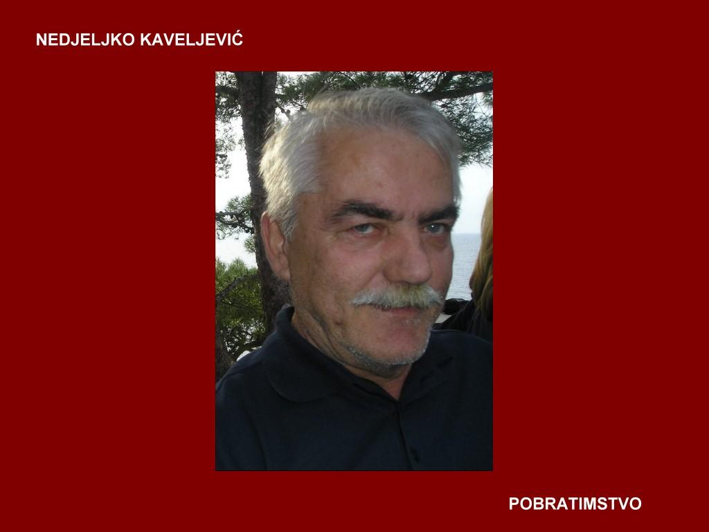 Nedjeljko Kaveljević
