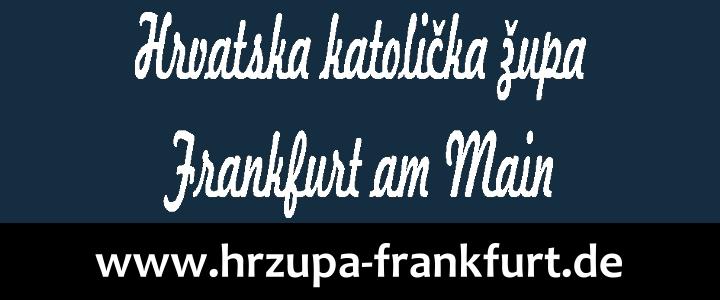 Hrvatska katolička župa Frankfurt