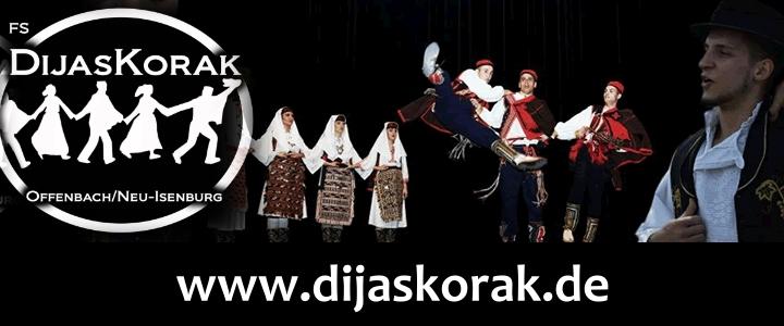 Folklorna skupina Dijaskorak iz Offenbacha