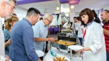 Sedam vrhunskih jela odabrali su vrsni poznavatelji gastronomije Zlatko Gall i Stephan Macchi /Foto: Maksim Bašić