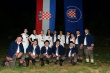 Zavičajni klub Imoćana iz Vukovarsko-Srijemske županije u Cisti Velikoj