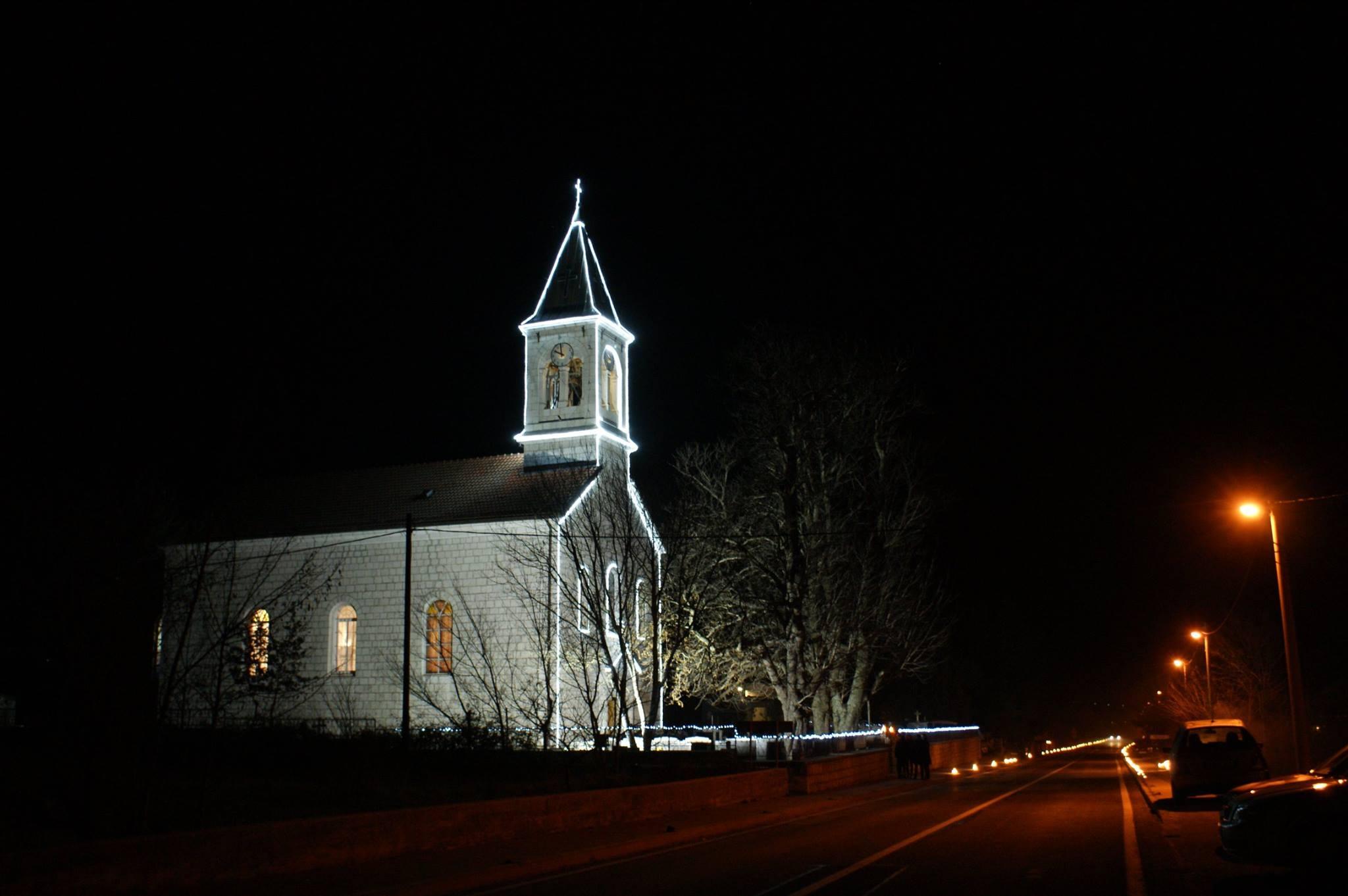 Crkva sv. Jakova, Cista Velika, Foto: Frane Rojnica