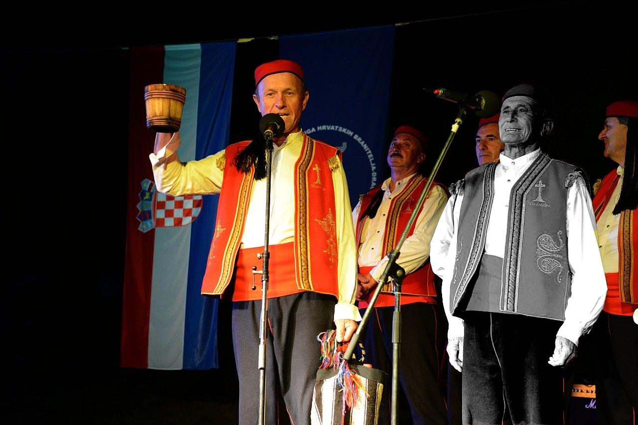 Ivan Balić - Šamija - Najstariji gangaš Imotske krajine