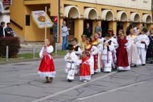 Mimohod dječjih folklornih skupina - Vinkovci