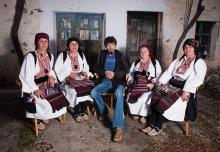 Tomislav Matković s gangašicama