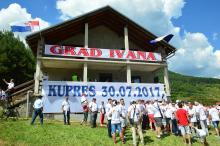 Okupljanje Ivana u Kupresu